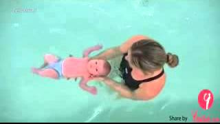 Tập bơi cho bé cực kỳ dễ thương x264 003 all