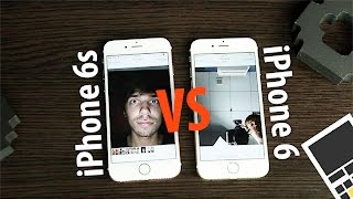iPhone 6s vs iPhone 6 - производительность, камеры, размеры, дисплеи - Keddr.com