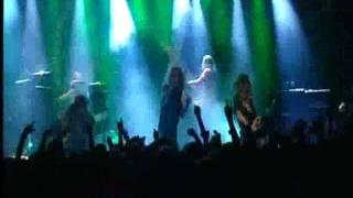 HIM It's All Tears live Tavastia 2003