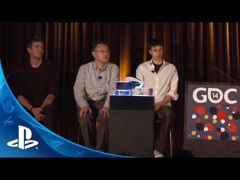 Project Morpheus: GDC 2014 Presentation