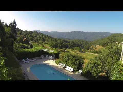Time-lapse - 48 hours in southern France : between sun & thunderstorms