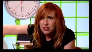 Repeat youtube video Kari Byron Swear Test HOT orgasm edit