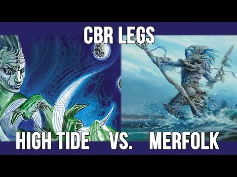 CBR MTG: Jacob Golding (Hightide) vs Tony Mallamace (Merfolk)