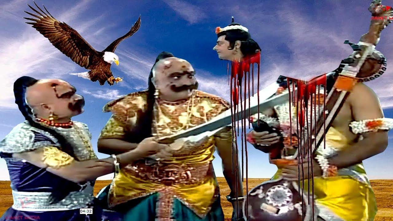 जब कंम्प अकंप नाम के इन दो असुरों ने काट डाला नारद का सर | #JapTapVrat
