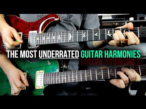 The 7 Most Underrated Guitar Harmonies