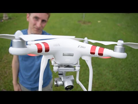 Best Drone for Beginners ? | DJI Phantom 3 Standard