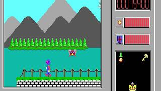[TAS] DOS The Adventures of Captain Comic: Episode 1 - Planet of Death by David Fif[...] in 06:30.98