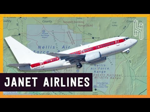 The US Government\'s Secret Airline