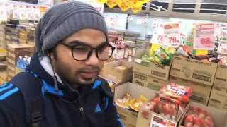 Routine shopping 🛒  for home