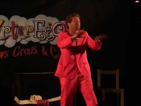 Equilibri Festival 2012 - circo cabaret