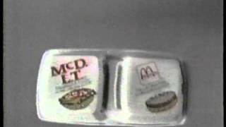 Video McDonalds McDLT 1988 download MP3, 3GP, MP4, WEBM, AVI, FLV Agustus 2018