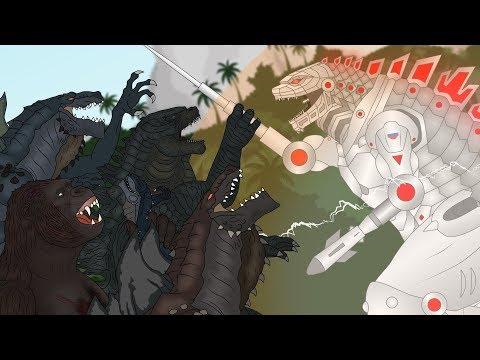King Kong vs Godzilla 6  ZillaMechagodzilla
