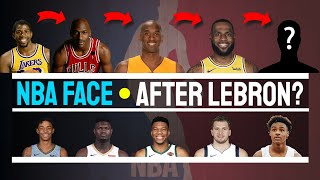 Who is the FACE of the NBA after LeBron RETIRES? [Giannis, Zion, Luka, Bronny]