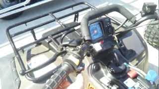 1998 Suzuki King Quad 300 4x4 Walkaround & Start