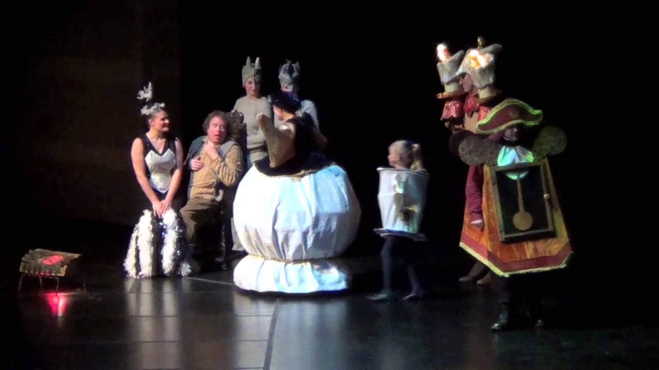 Beauty And The Beast Act 1 3 Youtube