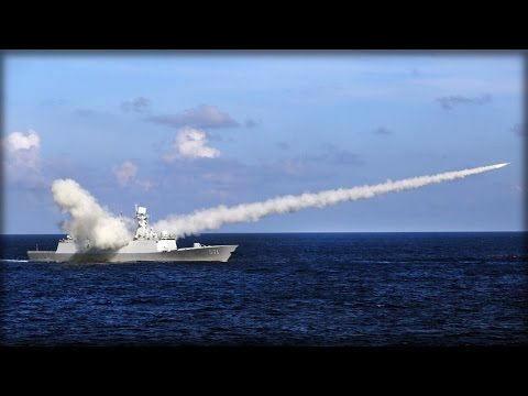 CHINA & RUSSIA FLEX MIGHT AND HOLD MASSIVE NAVAL DRILL IN SOUTH CHINA SEA AS TENSIONS SOAR