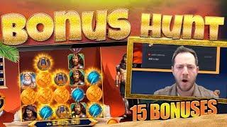 £2200 Bonus Hunt Highlights!
