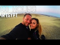 48 Hours in Egypt: Pyramids and a Proposal!