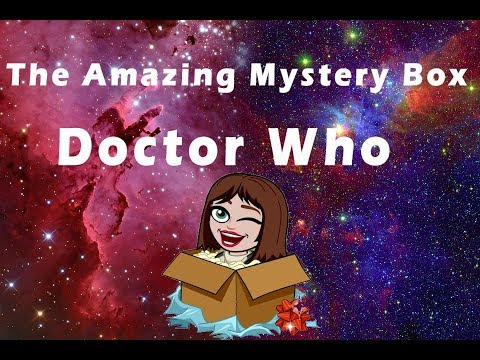 The Amazing Mystery Box (Doctor Who) October