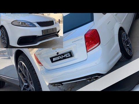 Самая Крутая Chevrolet Lacetti она же Ravon Gentra от Студии Mercedes.Uz
