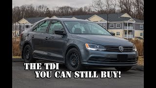 2015 Jetta TDI 6spd Owner's Review