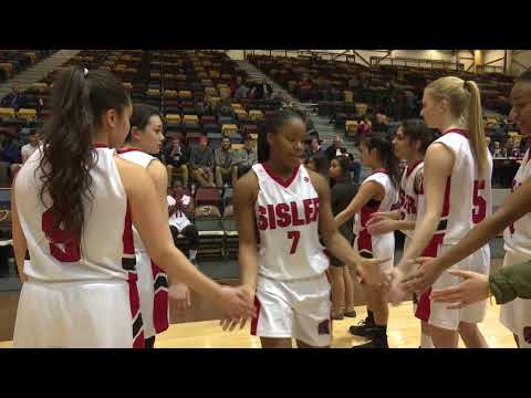 2016 MHSAA AAAA Varsity Girls Basketball Championship - Vincent Massey vs Sisler