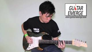 Lebbeus Lau - Trinity Rock & Pop Grade 6 - Muse - Supermassive Black Hole