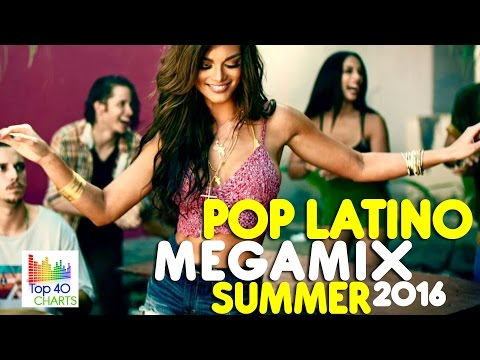 POP LATINO Summer 2017 MEGA MIX HD ★ Latin Pop ★ Luis Fonsi, Enrique Iglesias, Prince Royce, Shakira