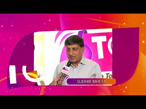 Chairman of Torrent Group Mr Sudhir Mehta showers blessing on Top FM | Top FM Radio Station