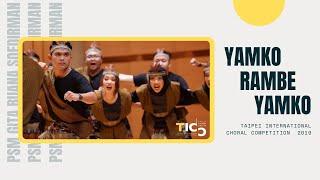 PSM Gita Buana Soedirman - Yamko Rambe Yamko (TICC 2019)