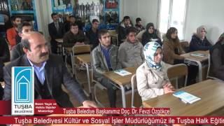 BELEDİYEMİZDE 'HASTA KABUL EĞİTİM KURSU' BAŞLADI