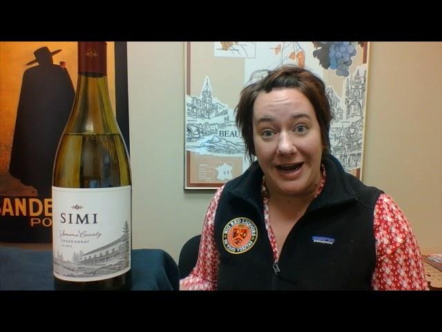 2018 Simi Sonoma County Chardonnay