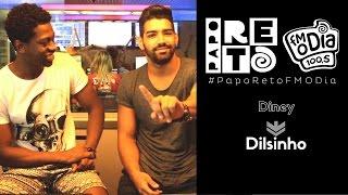 Diney x Dilsinho - Papo Reto FM O Dia