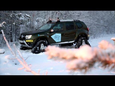 Hyundai CRETA и Renault DUSTER лучшие приключения АВТОПАНОРАМЫ