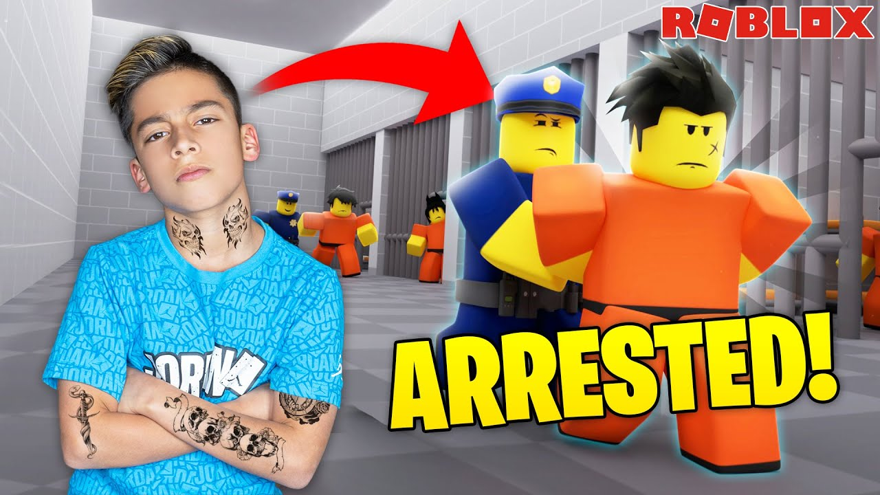 Ferran Joins a GANG Then Gets ARRESTED in Roblox Brookhaven! | Royalty Gaming