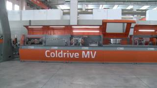 Линия для производства холоднокатаной арматуры COLDRIVE MV(Станок COLDRIVE MV предназначен для изготовления холоднокатаной (холоднодеформированной) арматуры. Станок..., 2016-10-28T14:44:20.000Z)