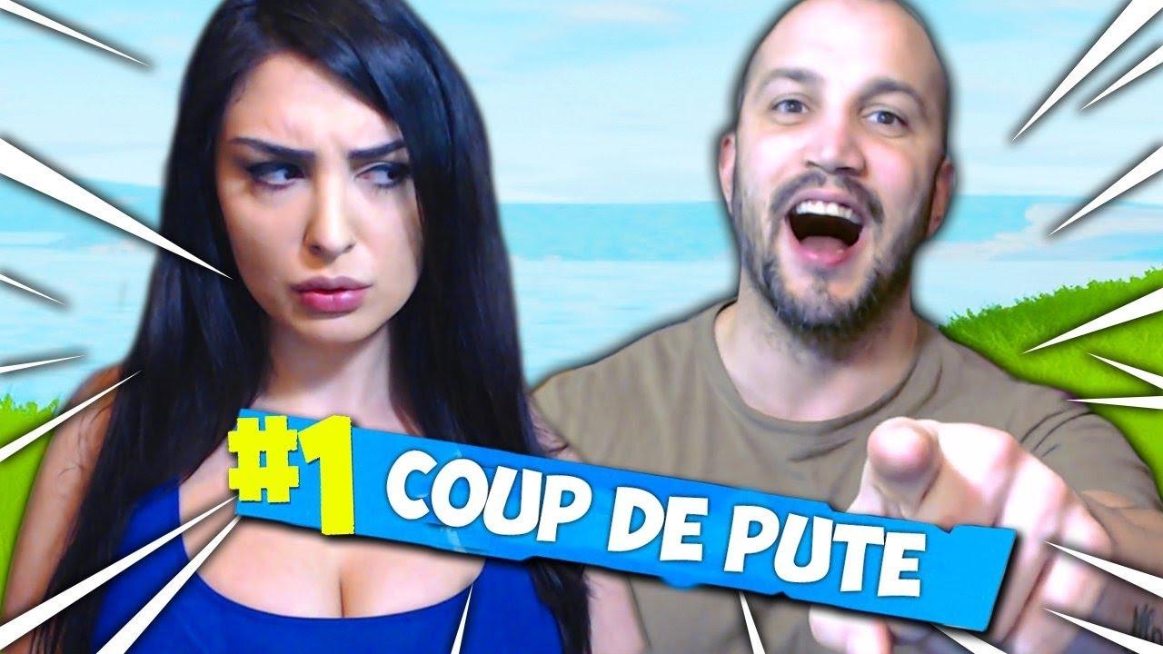 FORTNITE COUP DE P*TE EN COUPLE ! PRANK RAGEQUIT !