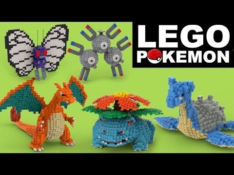50 LEGO POKEMON (Compilation 03)