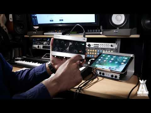 How to Setup an iPad to Make Beats and Produce Music