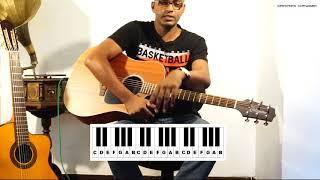 Sinhala Guitar lessons -Lesson #1 -Basic music theory for guitar( සංගීතයේ මුලික සිද්ධාන්ත#1)