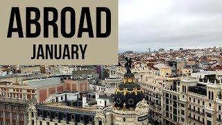 Abroad // January