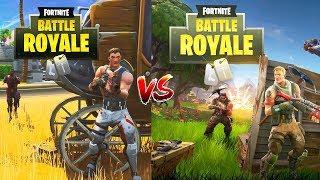 Recreating The 1st Fortnite Battle Royale Trailer...