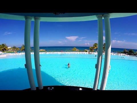 Grand Palladium Resort Tour - Jamaica (GoPro ZhiYun Rider-M Gimbal)