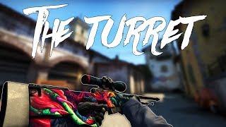 CSGO - The Turret [AWP Montage]