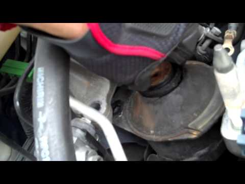 How to change Motor Mount on 2006-2009 Civic EX