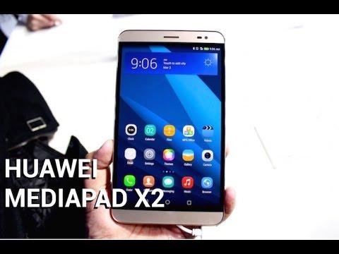 Huawei MediaPad X2 Initial Review: 7-inch Beast Tablet ...