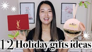12 BEST Holiday Gift ideas 2019 *Holiday Gift guide even for luxury lovers $30-$500* | AD