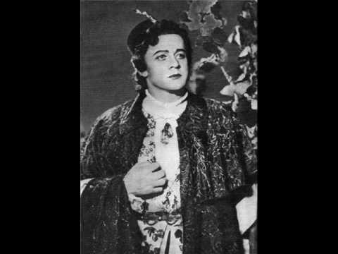Sergei Lemeshev L'amour!.. Ah! lève-toi, soleil!.. Romeo et Juliette