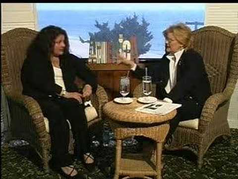 Aida Turturro, of the Sopranos,  on VVHTV