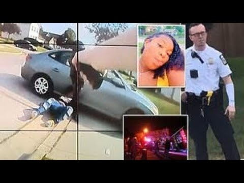 Ohio Police Release BODYCAM In SHOOTING Of Makhia Bryant That Shows Her Trying To STAB 2 WOMEN